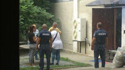 Скъсано въже е причина за инцидента в Благоевград