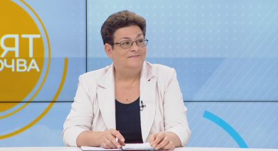 Диана Янчева, НСИ: С около 50-60 000 души на година се стопяваме