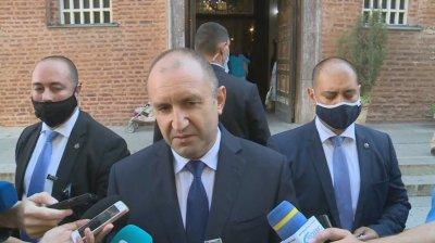 Президентът Радев ще наложи вето на Изборния кодекс