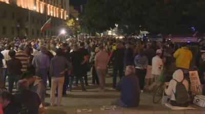 75-и ден на протести в София