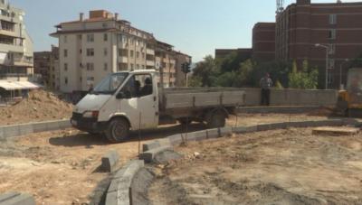 Улица в Благоевград остана без изход след ремонт