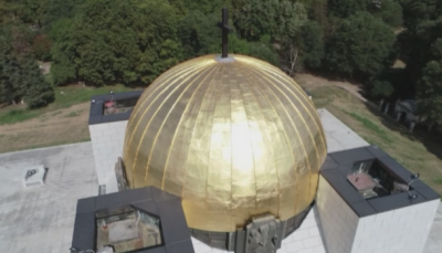 Пантеонът на Възрожденците в Русе отваря врати през октомври