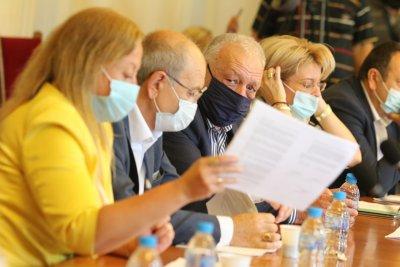 Правната комисия отхвърли предложението на ГЕРБ за избор на ВНС