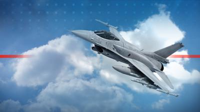 Изтребители Ф-16 ще охраняват българското въздушно пространство