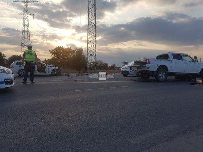 Мъж загина в катастрофа между Костинброд и Волуяк