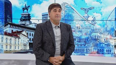 Веселин Маринов: Цветанов не ме е поканил днес, с него не говорим за политика