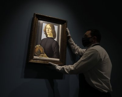Очакват рекордните над 80 милиона долара в търг за картина на Ботичели