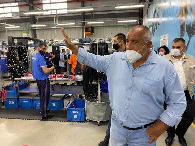 Борисов: Нашите опоненти искат да ни изложат, за да ни запомнят хората с лошо