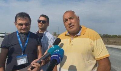 Борисов: Радев е много силно политически украсен