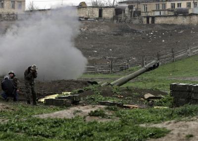 ООН и САЩ призоваха за спиране на сблъсъците в Нагорни Карабах