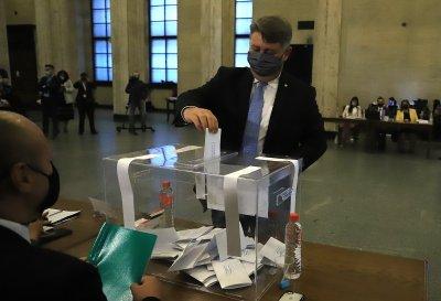 Прокурорите избраха единствения си кандидат за член на ВСС