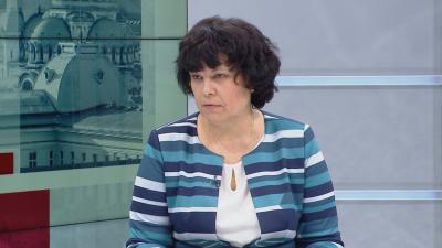 Таня Михайлова: Случаите на заразени учители и ученици не са масови