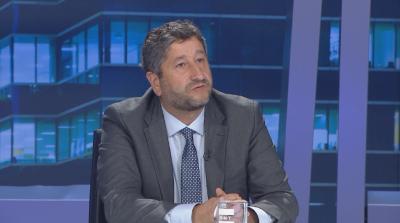 Христо Иванов не изключи евентуална коалиция с ГЕРБ, но само ако Борисов се оттегли