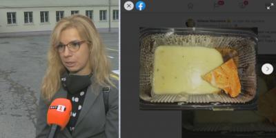 Родители са възмутени от храната, която се предлага на децата в 126 ОУ в София