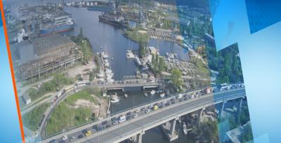 Пукнатини по Аспаруховия мост във Варна, според АПИ няма опасност за конструкцията