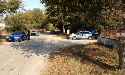 Полицейска акция срещу битовата престъпност в Аксаково