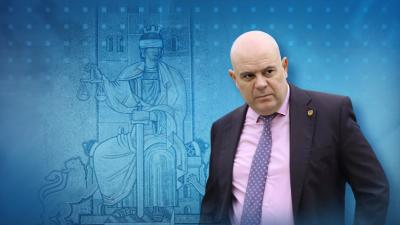 Главният прокурор пожела успех на Евгени Иванов, избран за член на ВСС