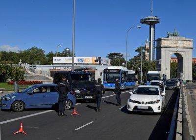 Мадрид е под карантина, задължителни маски в Рим
