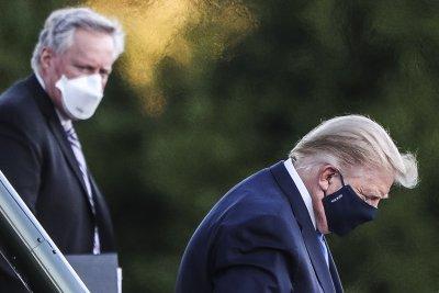 Тръмп е подложен на експериментално лечение срещу COVID