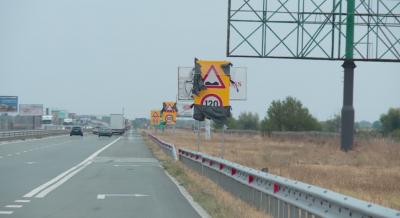 """Започва ремонтът от 156-ия километър на магистрала """"Тракия"""" до Стара Загора"""