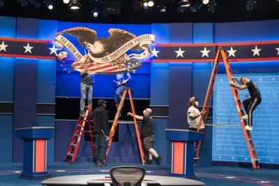Първи дебат между Тръмп и Байдън в битката за Белия дом