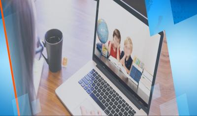 Центрове за онлайн обучение все още няма. Как учат децата в електронна форма?