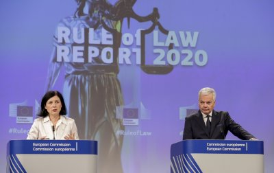 Какво пише в Доклада на ЕК за върховенството на закона за България?