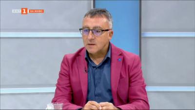 Диян Стаматов: Децата със симптоми се спират още на входа на училището