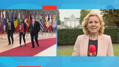 Санкции за Русия и Беларус, и конфликтът в Нагорни Карабах са сред акцентите на срещата в Брюксел