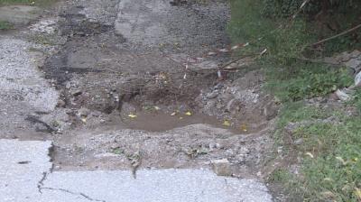 Два месеца чакат да бъде отстранена авария в столичния район Горна баня