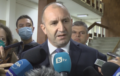 Радев: Докладът на ЕК е самопризнание за дългогодишен провал в борбата срещу корупцията
