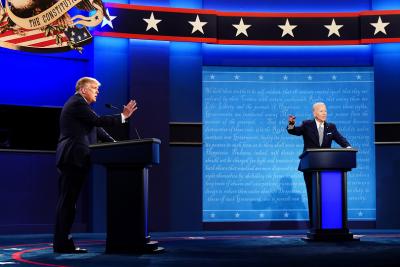Променят правилата за дебатите между Тръмп и Байдън