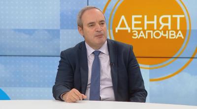 Проф. Анастас Герджиков: СУ се готви за присъствено обучение