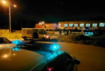 Пътнически влак прегази мъж в Русе