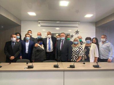 Борисов пред новите кметове на ГЕРБ: В бюджета за 2021 г. акцент ще бъдат малките населени места