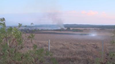 Два от пожарите в Хасковско са потушени