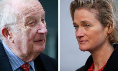 Признаха незаконната дъщеря на бившия белгийски крал за принцеса
