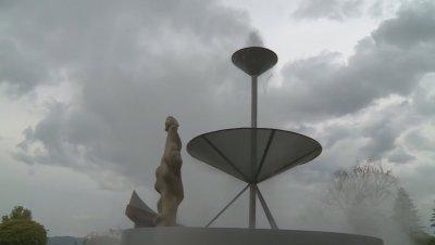 Най-горещият гейзер в Европа е в Сапарева баня