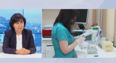 Имунолог от БАН: До Нова година ще е готов прототипът на българската ваксина срещу коронавирус