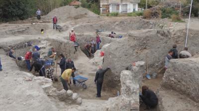Във Видин археолози проучват антична Бонония