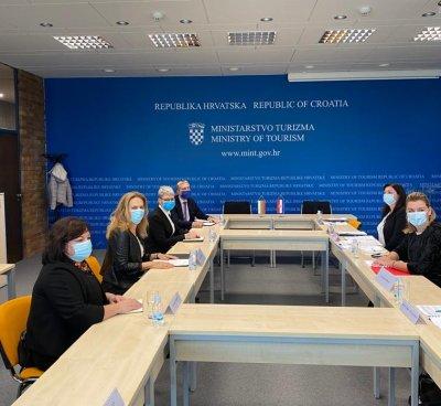 Марияна Николова: Хърватия е приоритетен туристически пазар и партньор на България