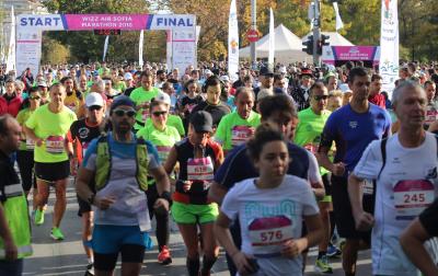 В София се провежда традиционният маратон