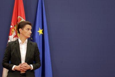 Бърнабич получи нов мандат за съставяне на правителство в Сърбия