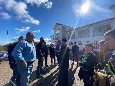 Премиерът Борисов посети Кръстова гора