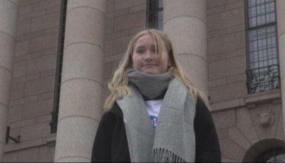 16-годишно момиче стана премиер на Финландия за един ден