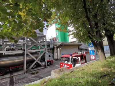 Теч на амоняк стресна работещите в благоевградската пивоварна