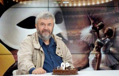 Юбилярът Теди Москов: За мен театърът е свобода - не се робува на клишета