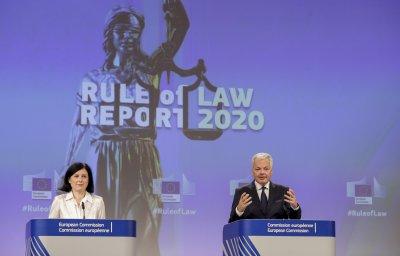 Какво пише в доклада на ЕК за върховенството на закона за другите страни членки. Къде сме ние?