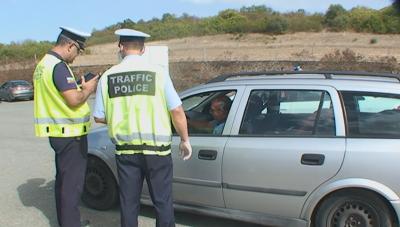 """Полицейска акция на АМ """"Марица"""" срещу незаконната миграция и трафик на хора"""