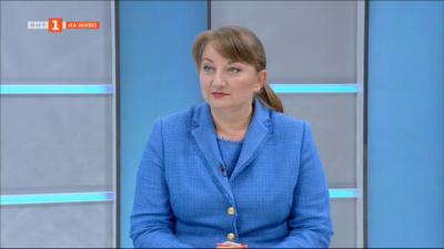 Деница Сачева: Минимална пенсия от 300 лв., максимална пенсия - над 1400 лв. през 2021г.